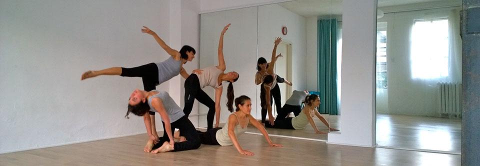 Officine Morghen: gruppo acrobatico