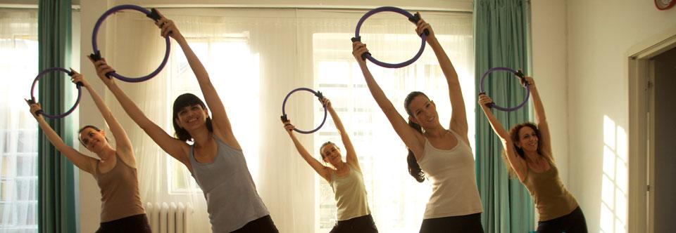 Officine Morghen: Pilates con Magic Circle